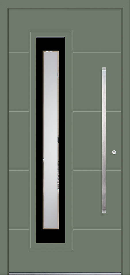 Alutüren  Alutüren - Serie Elite + - MJ Fenster & Bauelemente